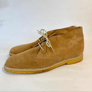 Vintage 1970s Miss America by Smartaire Chukkas